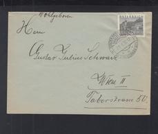 Österreich Brief 1932 Sonderstempel Saalfelden - 1918-1945 1. Republik