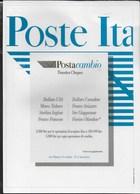 POSTACAMBIO - CARTOLINA PUBBLICITARIA POSTE ITALIANE - VIAGGIATA 2002 FRANCOBOLLO ASPORTATO - Poste & Postini