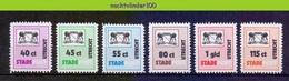 Mcx131 STADSPOST GEMEENTEWAPEN 10020 LOCAL POST UTRECHT NEDERLAND 1984 PF/MNH - Nederland