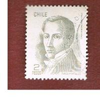 CILE (CHILE)  - SG 903  -    1982  DIEGO PORTALES    -     USED ° - Cile