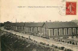PARIS 19eme  Hopital Claude Bernard ( Service Pasteur ) - Arrondissement: 19
