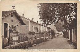 30)  SAINT JEAN Du GARD  - Quartier De Rose - Saint-Jean-du-Gard