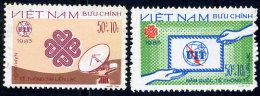 Vietnam Viet Nam MNH Perf Stamps 1983 : World Communication Year / UIT (Ms428) - Vietnam