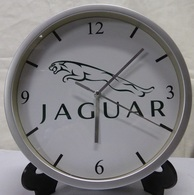 JAGUAR Pendule Murale Horloge 20cms ( KDO DKO Type E XK XJR SS MK MARK ENGLAND - Voitures