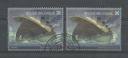 Belgium 2012 Titanic OCB 4228/4229 (0) - Belgien