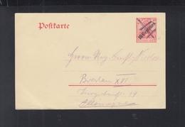 Besetzung Belgien GSK Nach Breslau - Besetzungen 1914-18