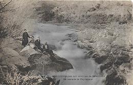 30)  PEYREMALE  - Sites Pittoresques Aux Environs De BESSEGES - La Cascade De Peyremale - Bessèges