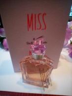 Rare Miniature Parfum Miss Me De Stella Cadente - Perfume Miniatures