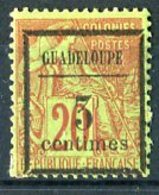 GUADELOUPE 1889  MNH   -   YVERT N° 3 - Neufs