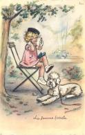 GERMAINE BOURET  EDTION MD N°615 LA FEMME FATALE - Bouret, Germaine