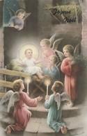 Anges : Les Anges Et La Créche ( Joyeux Noel ) N°3 - Angels