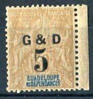 GUADELOUPE 1903  MNH   -   YVERT N° 45 - Nuovi