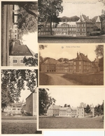 Franc-Waret : Le Château ---- 5 Cp - Fernelmont