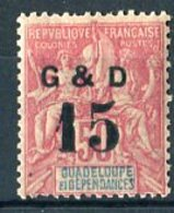 GUADELOUPE 1903  MNH   -   YVERT N° 47 - Nuovi