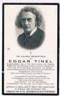 Dp. Kapelmeester. Tinel Edgar. ° Sinay 1854 † Brussel 1912 - Religion & Esotérisme