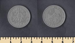 Bolivia 10 Centavos 1936 - Bolivia