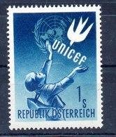 Austria N ºYvert 777 (**) Serie Completa - 1945-.... 2ª República