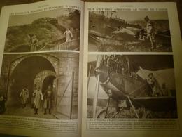 1917 LE MIROIR: Franchet D'Esperey Au Chemin-des-Dames; Lénine;Canadiens à Passchendaele,Mosselmark Et Goudberg,etc - Magazines & Papers