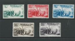 Cuba: Année 1936 - Série Non émise - Très Rare ** - Cuba