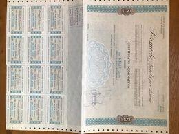 SERMIDE-SOCIETA' PER AZIONI-1979 - Other