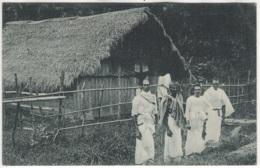 Singapour. Indian Washmen (avec Cachet à étoiles) De Thoricourt - Singapour
