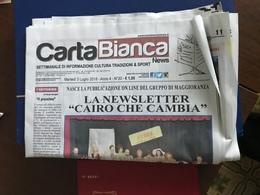 Stupenda Rivista Carta Bianca - Libri, Riviste, Fumetti