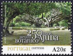 Portugal 2018 - 250 Years Of Botanical Garden At Ajuda ( Mi Xxx - YT Xxx ) MNH** - 1910-... Republiek