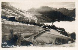 Alpe D Huez....vue Generale Et Col De Maronne - Other Municipalities