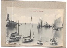 LA ROCHELLE - 17 -  Une Vue Du Chenal - DELC1 - - La Rochelle