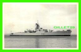 WAR SHIP - BATEAUX DE GUERRE - F43 - HMS TORQUAY IN 1957 - - Guerre