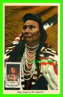 INDIANS - CHIEF JOSEPH OF THE NEZPERCES - HIN-MAH-TOO-YAH-LOT-KECHT - WALLOWA, OR - 1840-1904 - - Indiens De L'Amerique Du Nord