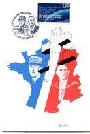 Thème Général De Gaulle - Bureau Temporaire Spycker Du 21 Décembre 1988 - R 5396 - De Gaulle (Général)