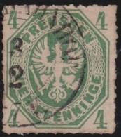 Preussen        .     Michel    .   14        .       O     .     Gebraucht - Preussen