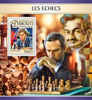DJIBOUTI 2016 - Chess, Kasparov - YT BF 141; CV=19 € - Schaken