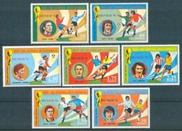 """1974 Guinea Ecuat.""""Munich 74"""" Coppa Del Mondo World Cup Coupe Du Monde Calcio Football MNH** Fo138 - Coppa Del Mondo"""
