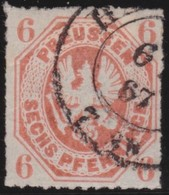 Preussen        .     Michel    .   15       .       O     .     Gebraucht - Preussen