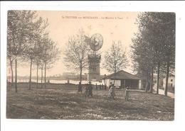DEP. 01 ST-TRIVIER-SUR-MOIGNANS - LE MOULIN A VENT Le Lavoir, Animée - Francia