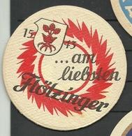 Bierdeckel Deutschland Flötzinger - Bierdeckel