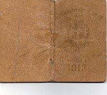 """Petit Livret """" Indicateur Exact Des Rues De Paris """" Dim. 8x12 Cm - 156 Pages - Maps"""