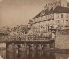 Hôtel De Beauvoir Second Hôtel De Ville Du Havre Près De La Porte Du Perrey - Anciennes (Av. 1900)