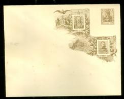 DEUTSCHES REICH CARTOLINA CON SOVRASTAMPA PRIVATA KÖNIGREICH WÜRTTEMBERG 1806-1906 CENTENARFEIER 3 Pf. (11.378) - Postwaardestukken