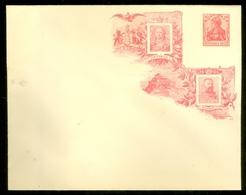 DEUTSCHES REICH CARTOLINA CON SOVRASTAMPA PRIVATA KÖNIGREICH WÜRTTEMBERG 1806-1906 CENTENARFEIER 10 Pf. (11.382) - Duitsland