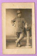 Foto Cartolina - MIL 202 - Guerra, Militari