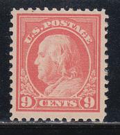1916- 1919  YVERT Nº  207  /**/ - 1847-99 Emisiones Generales