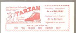 Buvard TARZAN La Chaussure Volcanisée TARZAN Souplesse Et Légéreté - Shoes