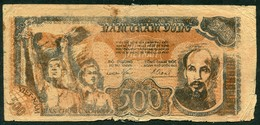 VIETNAM - 500 DONG 1949 - Vietnam
