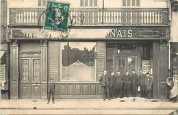 Ref 53- Seine Maritime - Dieppe - Banques - Banque Credit Lyonnais - Carte Bon Etat  - - Dieppe
