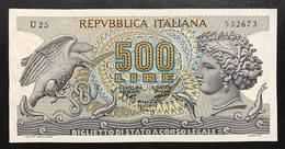 500 Lire Aretusa 1970 Spl+ LOTTO 2337 - [ 2] 1946-… : Repubblica