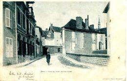 N°64867 -Ervy  -ue Du Pont Notre Dame- - Ervy-le-Chatel