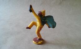 FIGURINE INDIEN Danse Du Scalp ACEDO Pas Jim Ou Starlux - Army